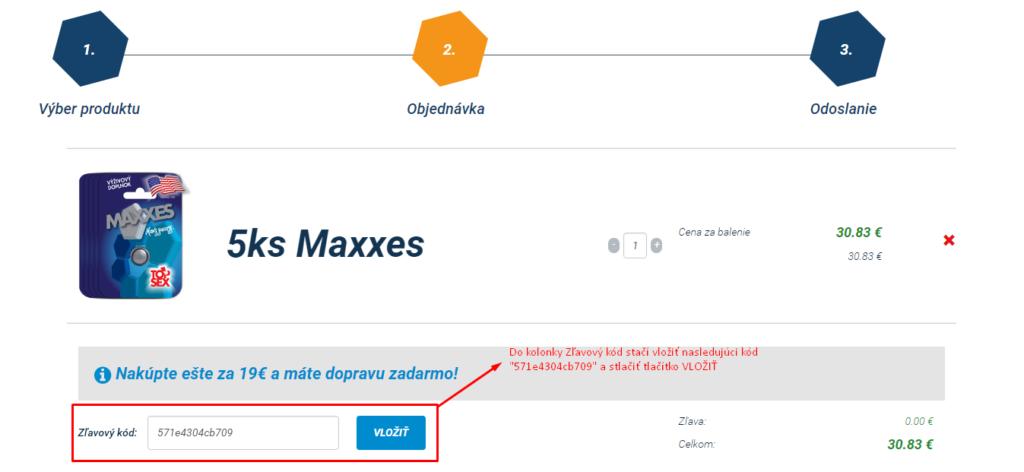 maxxes zľava