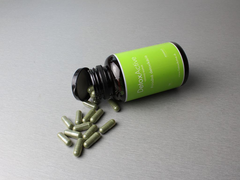 detoxactive kapsule na detox