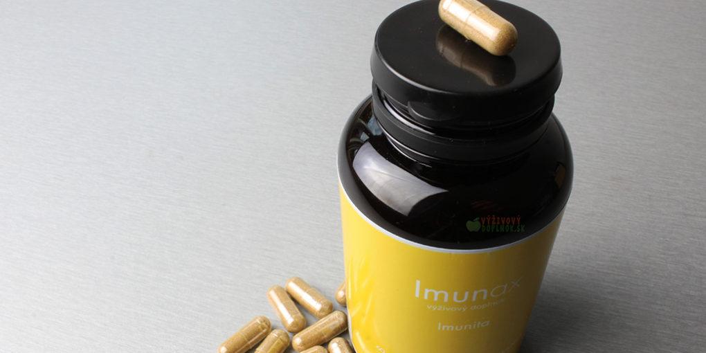 imunax jedna kapsula na imunitu