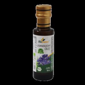 levanduľový olej