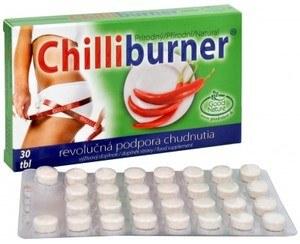 tabletky na chudnutie chilliburner