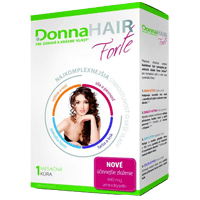 donna hair forte cena recenzie skusenosti