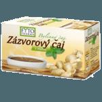 Zázvorový čaj s mätou – Zázračný elixír pre zdravie v jednej šálke (recenzia)