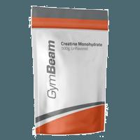 kreatín monohydrát gymbeam recenzia hodnotenie
