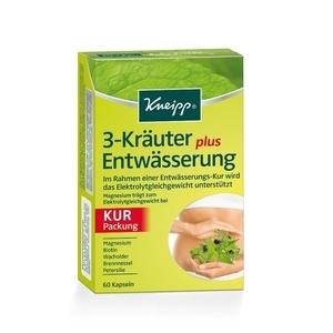 tabletky na odvodnenie kneipp bylinky