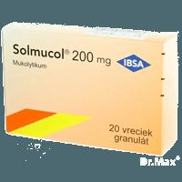 Solmucol 200 – Vhodný aj pre deti – Cena (recenzia)