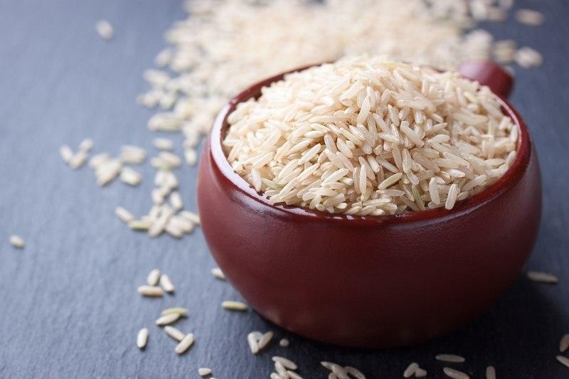 ryžová diéta celozrnná ryža