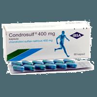 Condrosulf – Na zápaly a ochorenia kĺbov (recenzia)