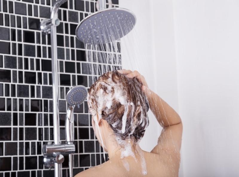 čo robiť po tréningu sprcha