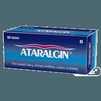 Ataralgin – Cena, skúsenosti a dávkovanie