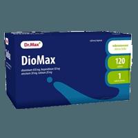 Diomax – Na problémy s cievami (recenzia)