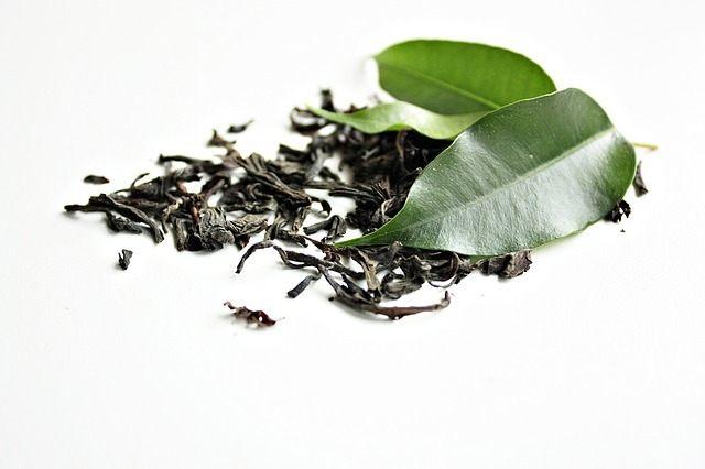 zelený čaj a tabletky na chudnutie