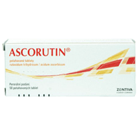Ascorutin – Pozrite si jeho cenu a skúsenosti