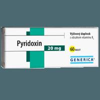 GENERICA Pyridoxin