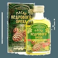 cédrový olej