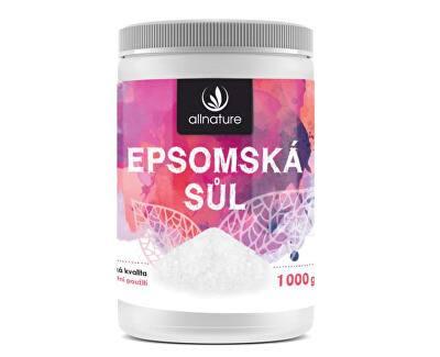 epsomská soľ