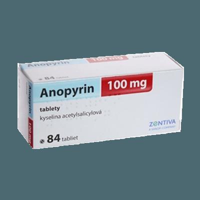 anopyrin jedno balenie