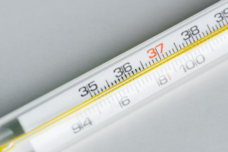 ako znížiť teplotu