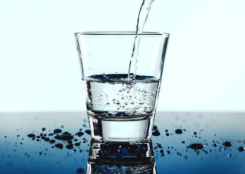 prechladnutie voda