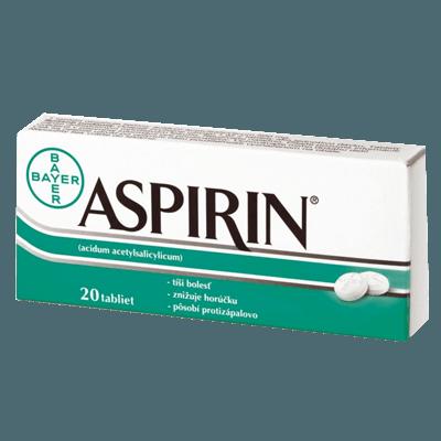 aspirín