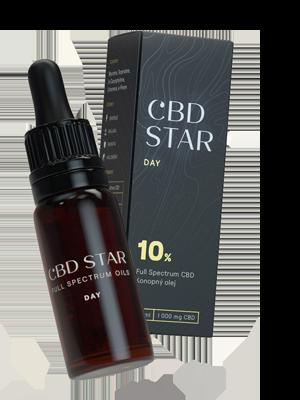 CBD NATURAL 10%, 10 ml od CBD STAR
